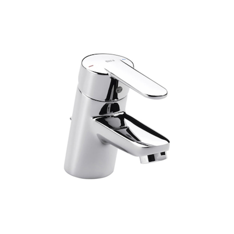 Roca  Z5A3025C0N Victoria-N monoblock basin mixer with pop up waste