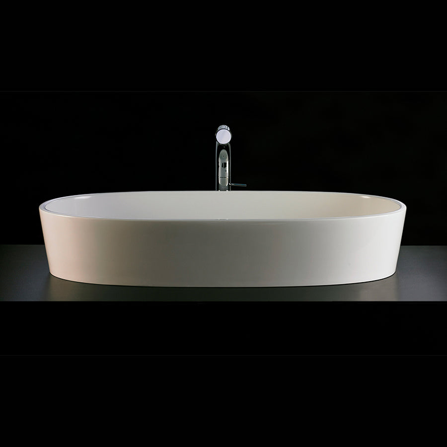 Ios sit-on washbasin VB-IOS-80