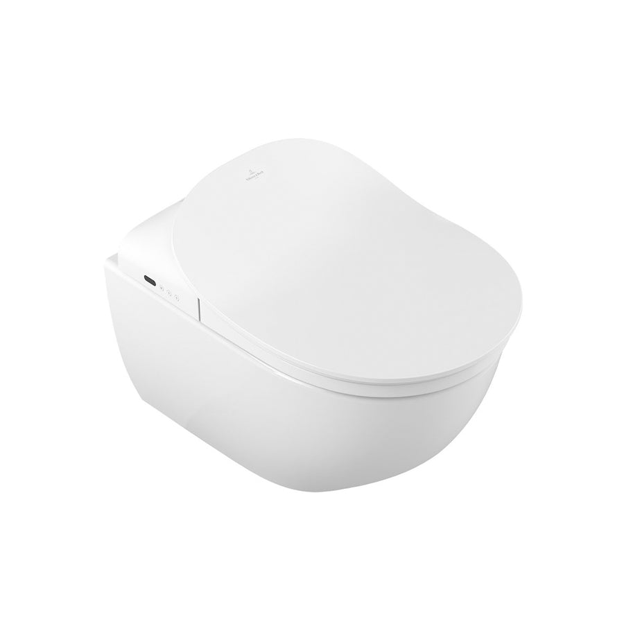 ViClean Smart Toilet L6 (V02CL6) and Subway 2.0 W.C. bowl 5600.50.R1