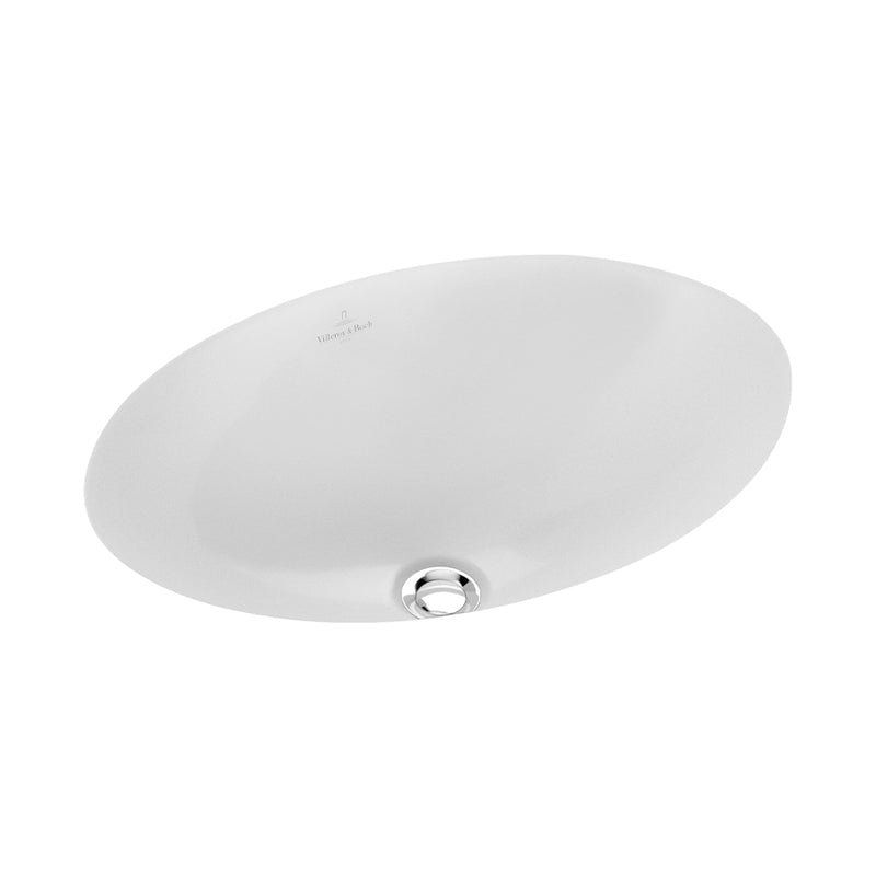 Loop & Friends undercounter washbasin 6161.20.R2