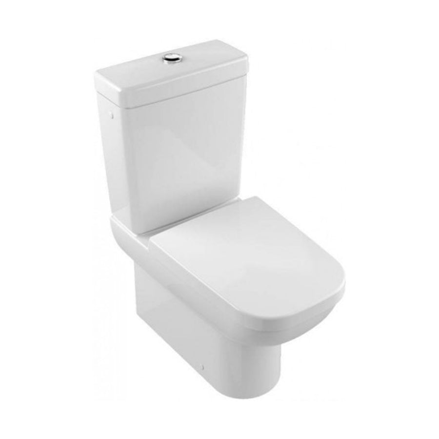 Joyce floorstanding WC with seat cover