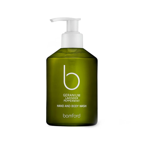 Geranium Hand and Body Wash 250ml