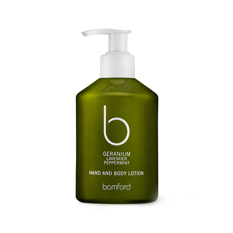 Geranium Hand and Body Lotion 250ml