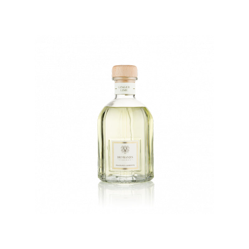 Ginger Lime 500 ml Diffuser with White Sticks