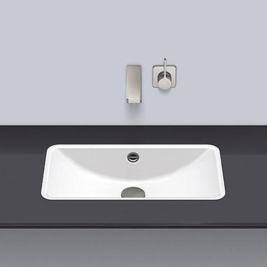 Flush-mounted washbasin FB.R585.2