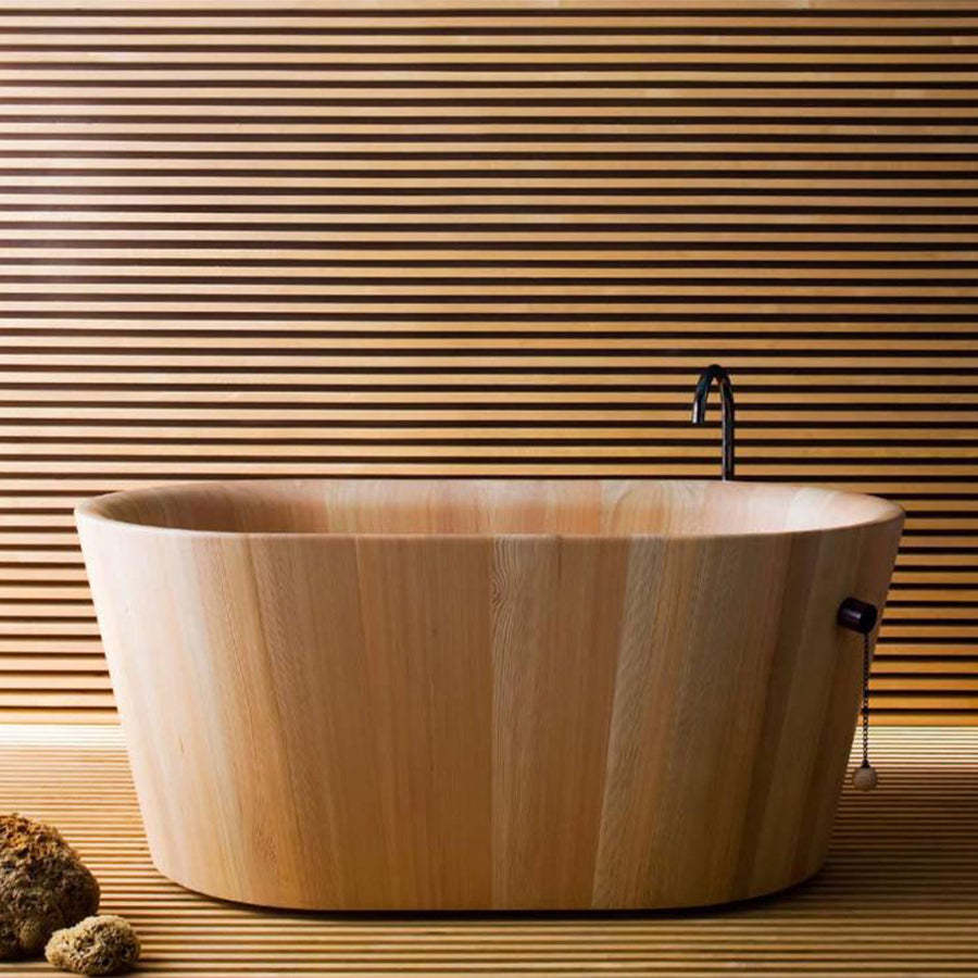 Ofuro freestanding bathtub OFRO000