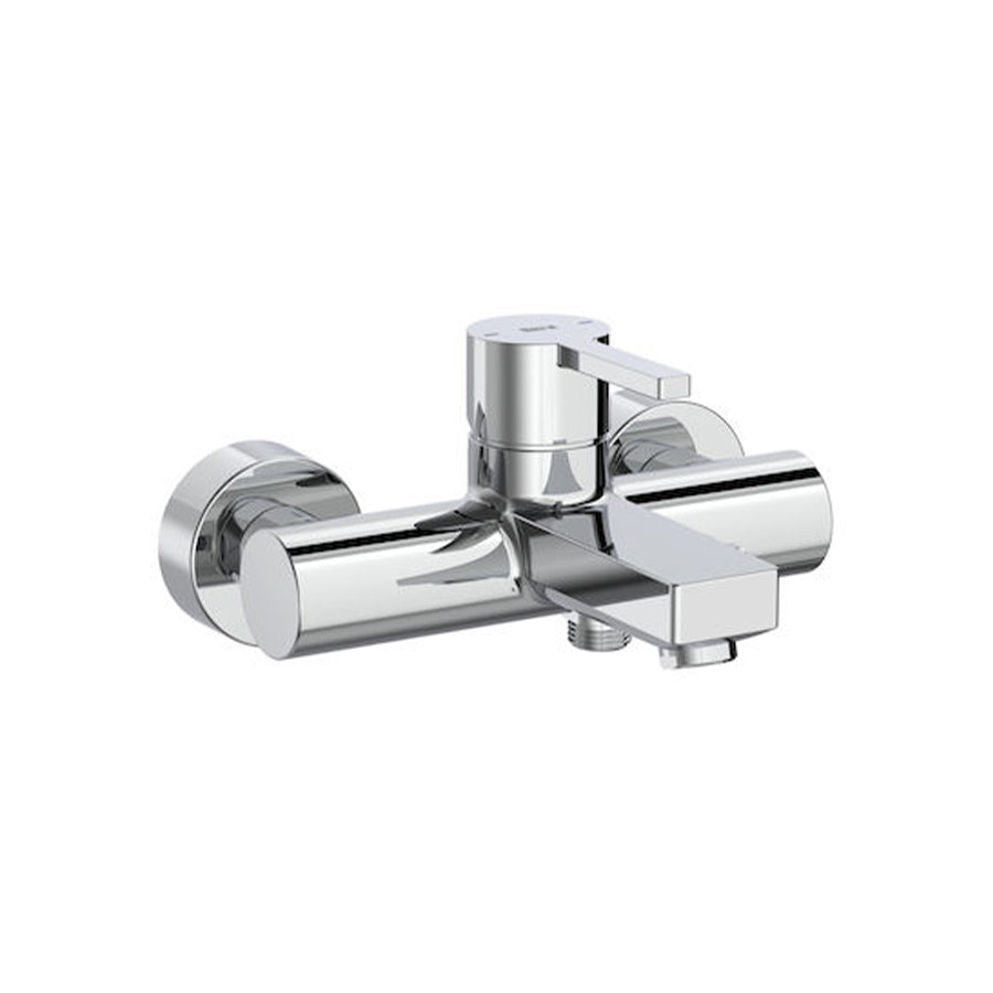 Naia wall-mounted bath mixer A5A0296C00