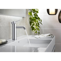 Lanta deck-mounted basin mixer A5A3A11C00
