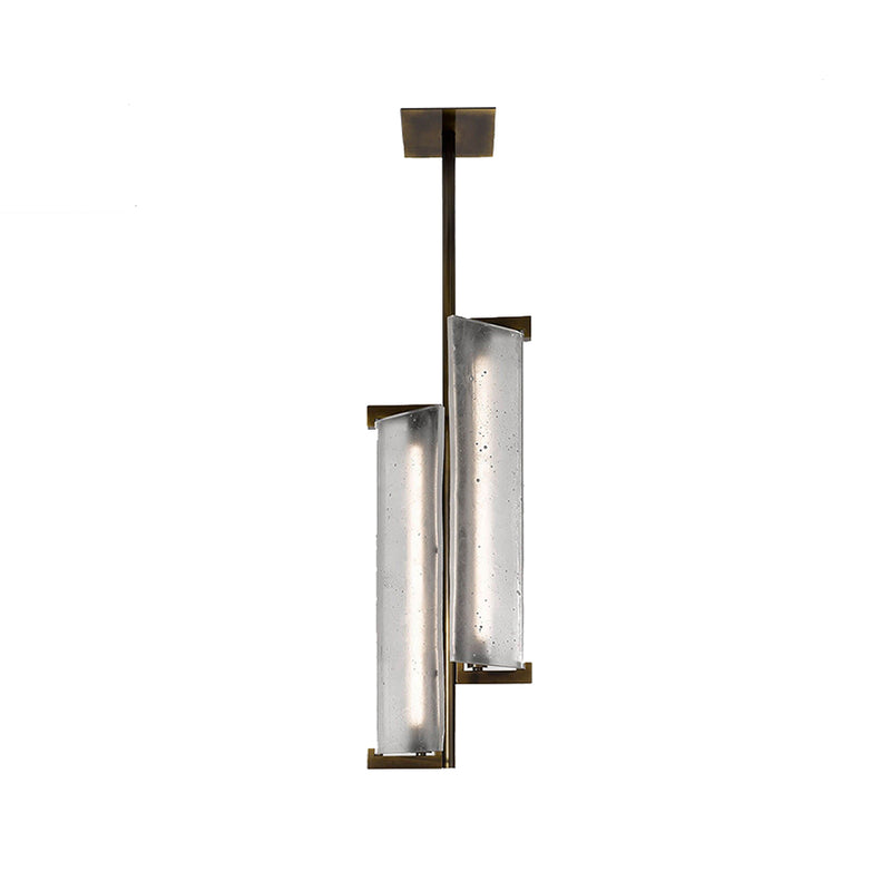 Tac Tile Suspension Lamp