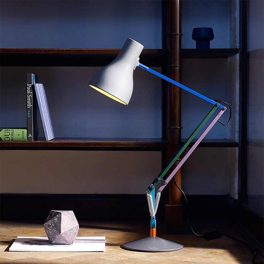 Type 75 Mini Paul Smith Edition Two Table Lamp