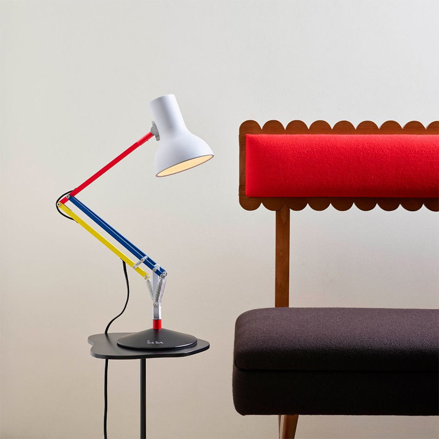 Type 75 Mini Paul Smith Edition Three Table Lamp