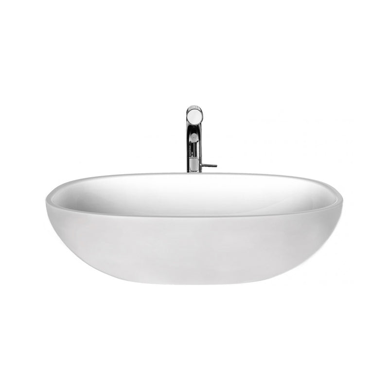 Barcelona sit-on washbasin VB-BAR-55-10