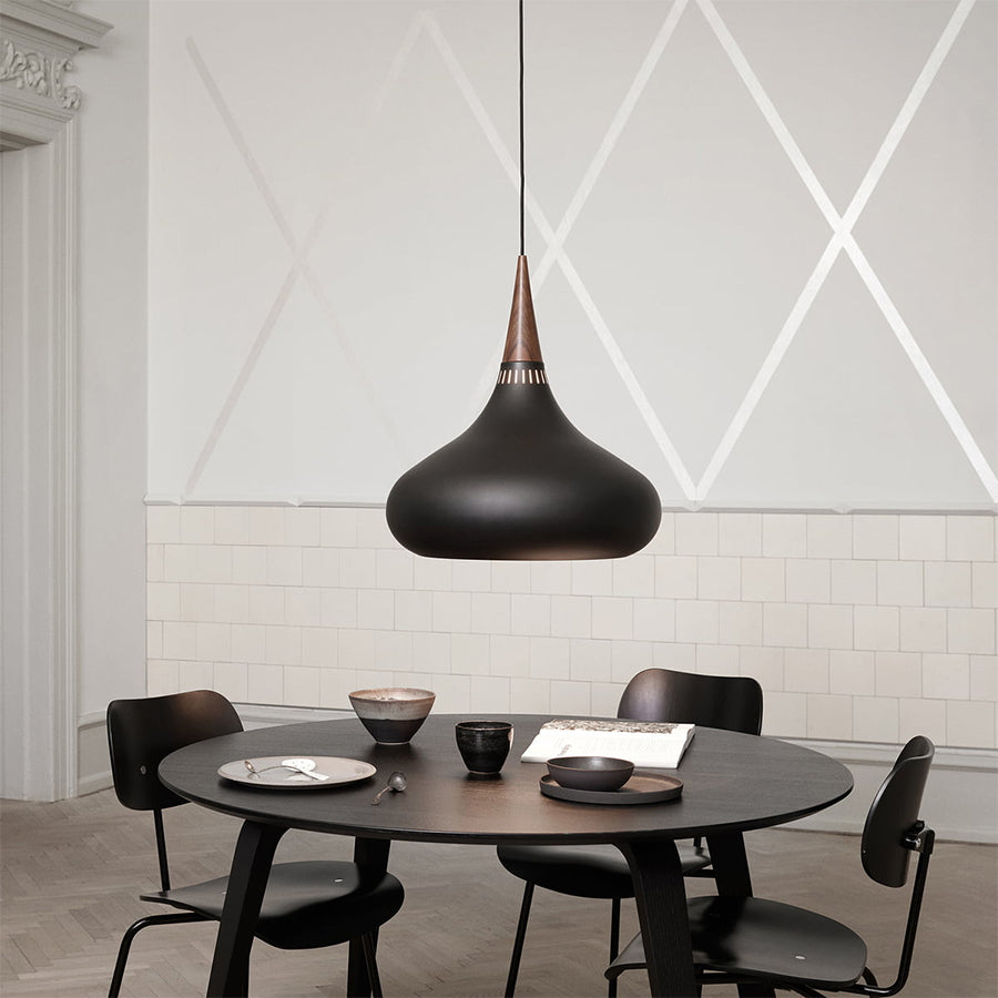 Orient Black Pendant Lamp