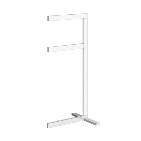 Rettangolo freestanding towel rack 20939.031