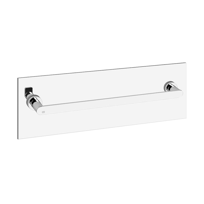 Gessi 38918.031 wall towel holder in chrome finish