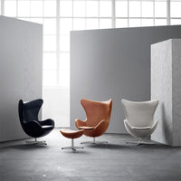 Egg Lounge Chair in Kvadrat Raf Simons Masai 772