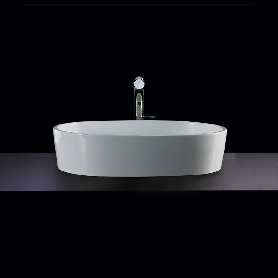 Ios sit-on washbasin VB-IOS-54-NO