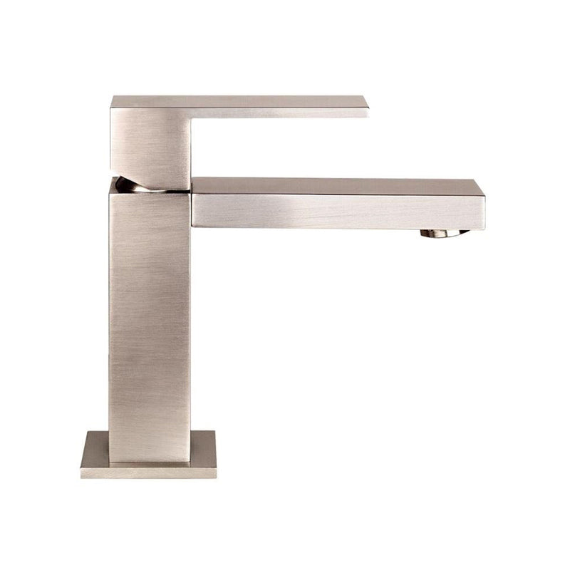 Gessi Rettangolo 20002.031 basin mixer in chrome without waste