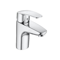 A5A3298C00 (EU) Monodin-N smooth body basin mixer with cold start  finish: chrome