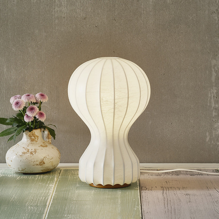 Gatto Piccolo Table Lamps in White