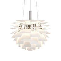 PH Artichoke 480 Pendant Lamp in White