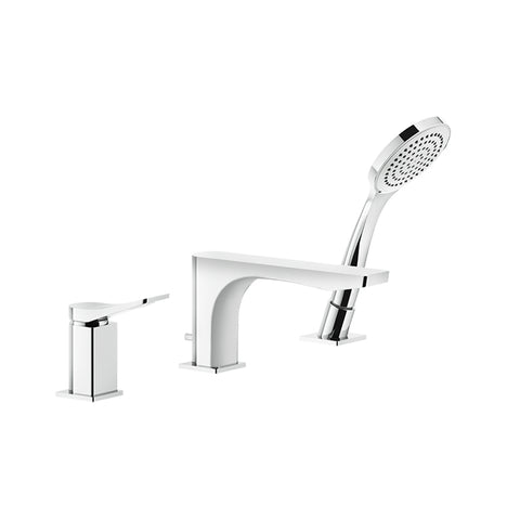 Rilievo deck-mounted bath mixer 59037.031