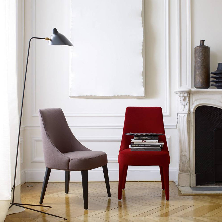 Febo Chair In 251 Samara Fabric