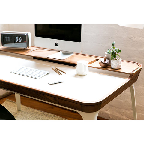 Airia Desk In Walnut