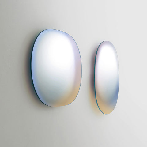 Shimmer Specchi SHS02 Mirror In Iridescent Multichromatic