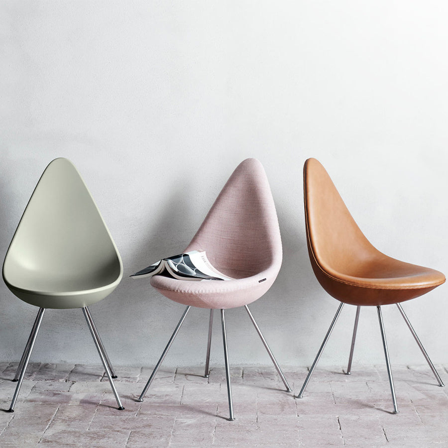 Drop Fabric Chair