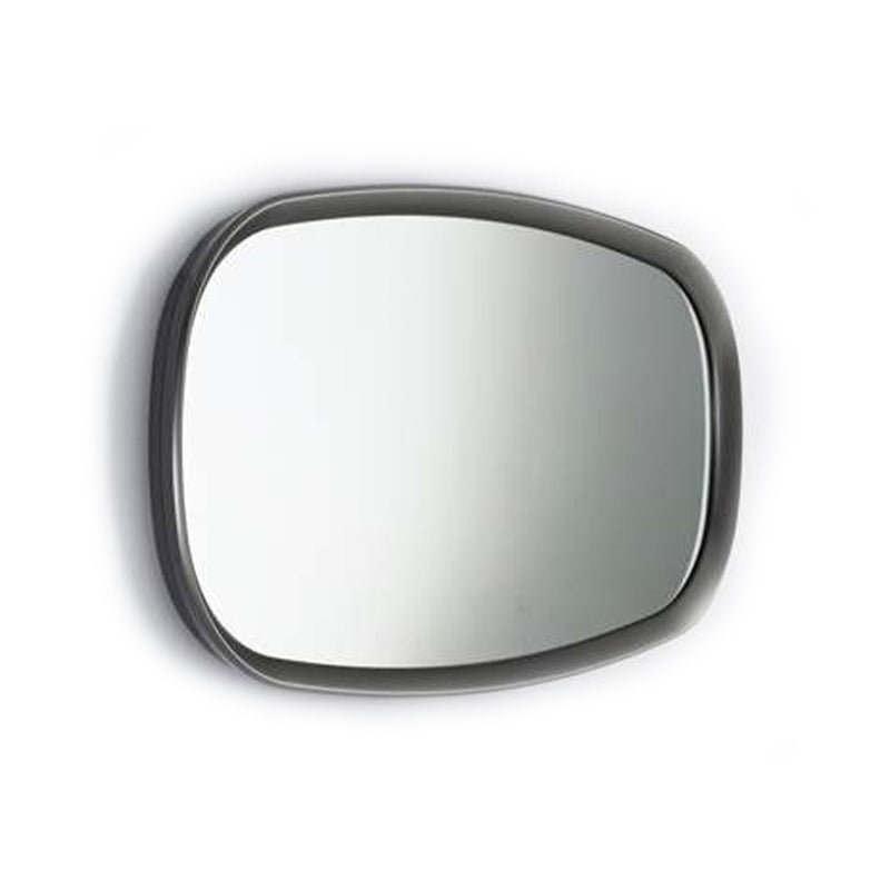 Madison MS162 Mirror in Grey Mirror And Bronzed Nickel Painted Frame
