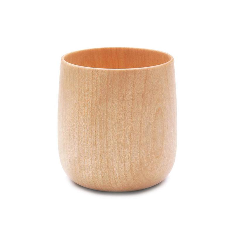 Yuki Wood Cup - Pack of Two