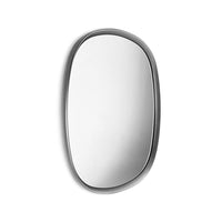 Madison MS142Q Mirror In Grey Mirror And Bronzed Nickel Painted Frame
