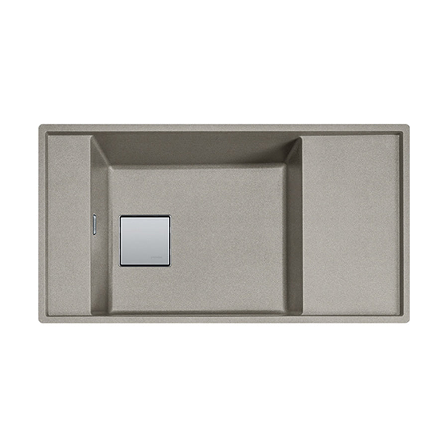 Frames by Franke granite sink FSG 211-86 Sterling Silver