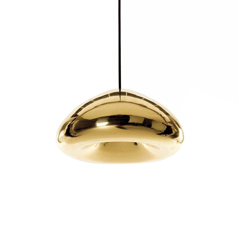 Void Pendant Lamp in Brass