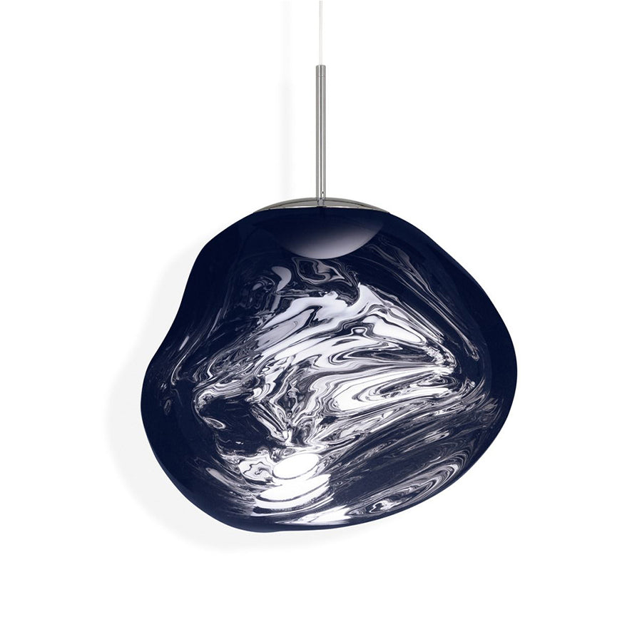 Melt LED Pendant Lamp in Smoke
