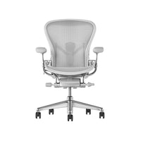 Aeron Task Chair in Mineral
