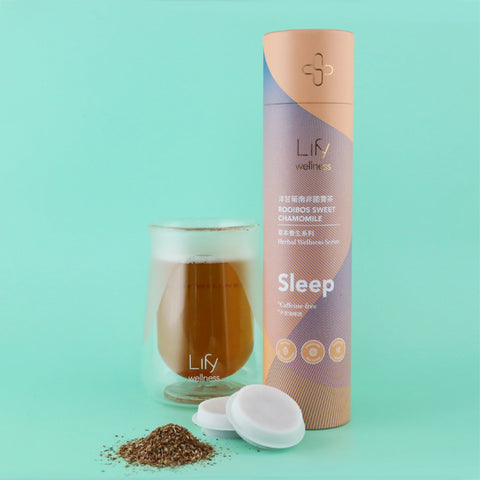 Sleep Rooibos Sweet Chamomile, 14/tube