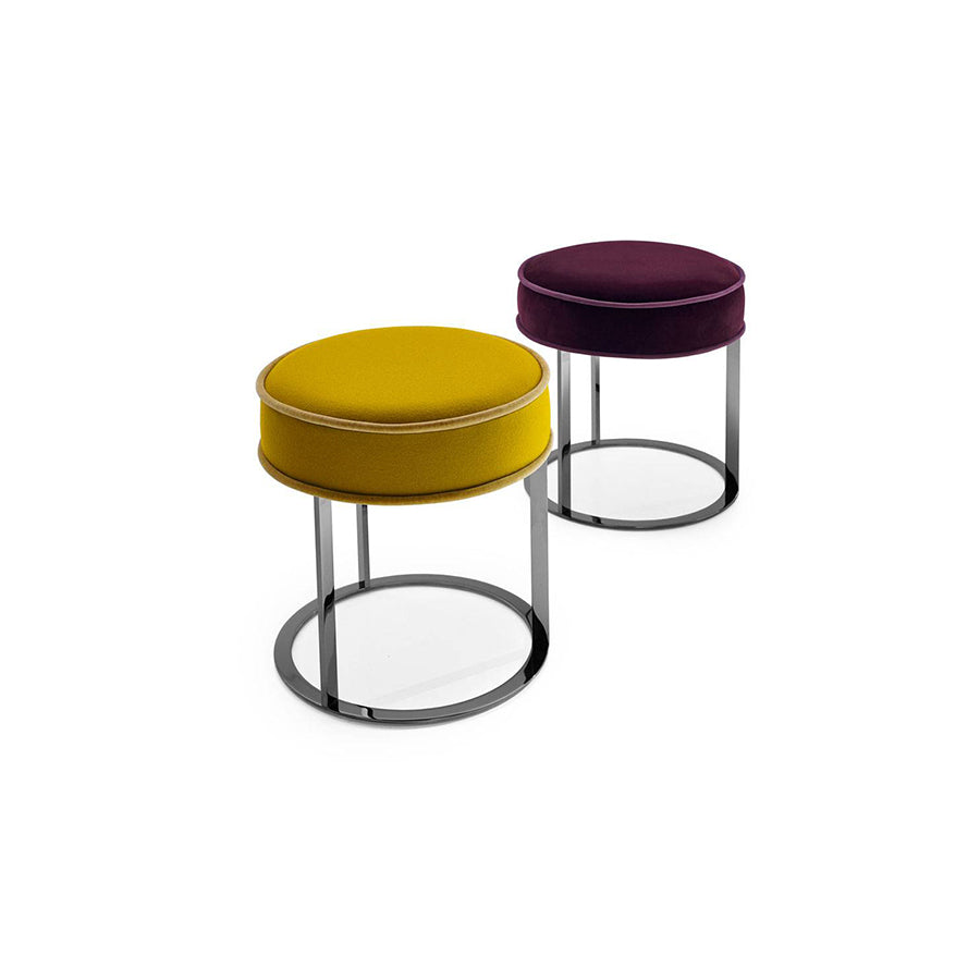 Lithos SLP4_CN Stool in 207 Lodi Rope Lusso Fabric