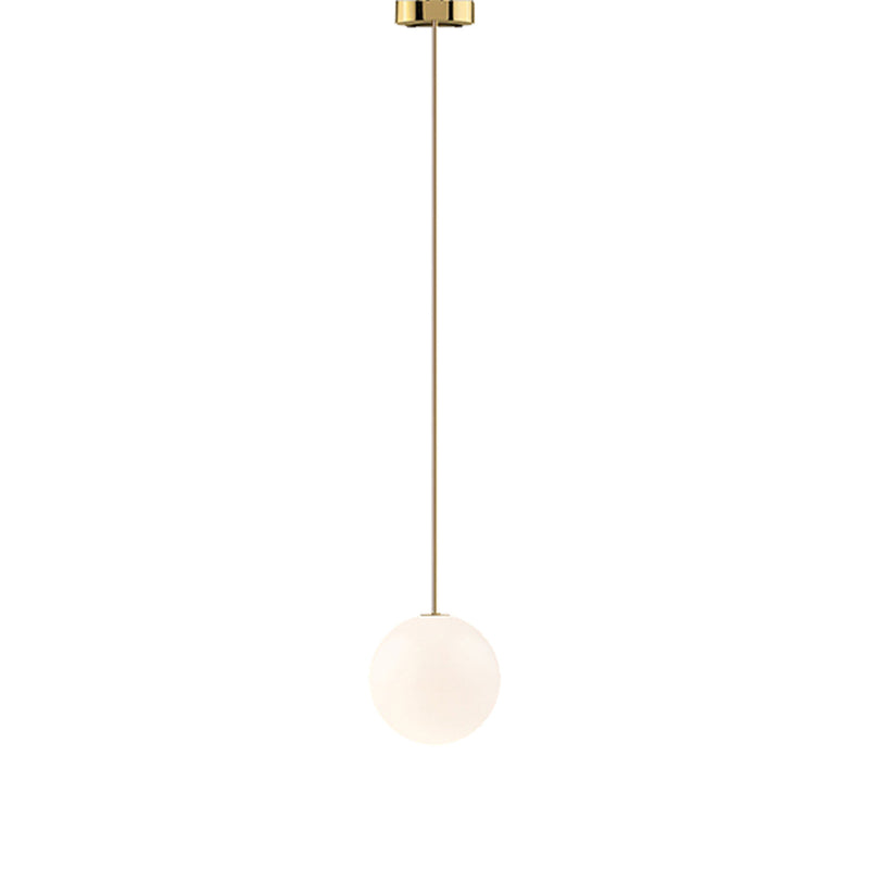 Brass Architectural Pendant Lamps