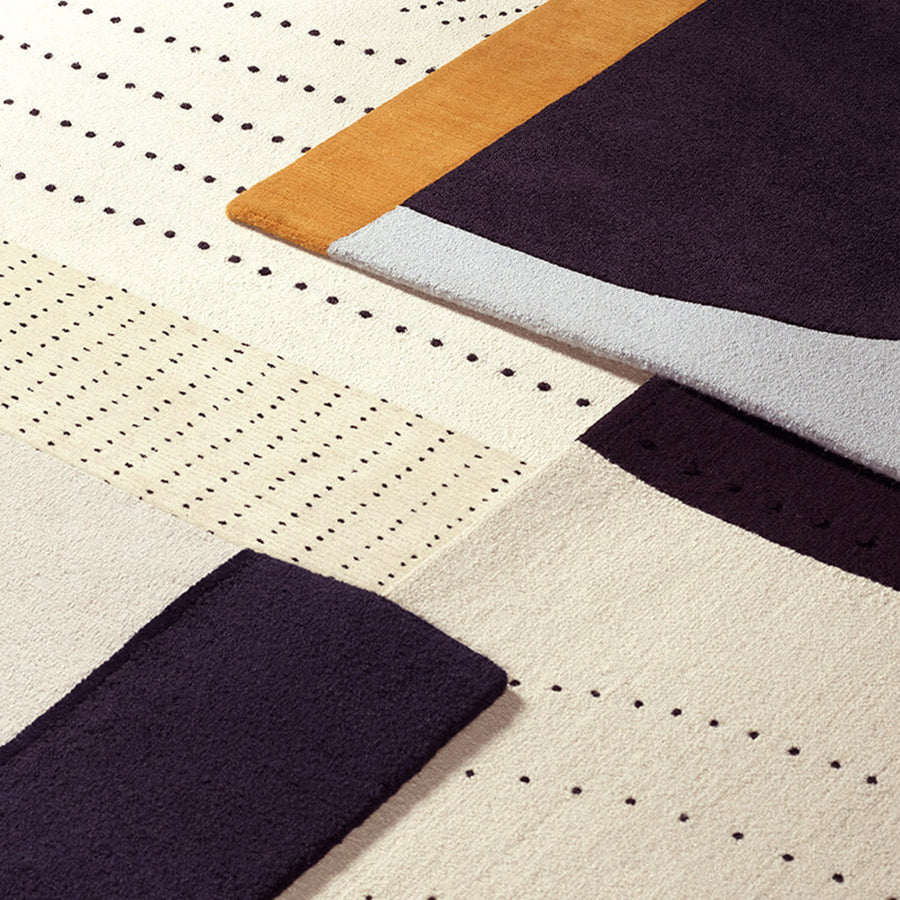 Rugs in Dotted Balance