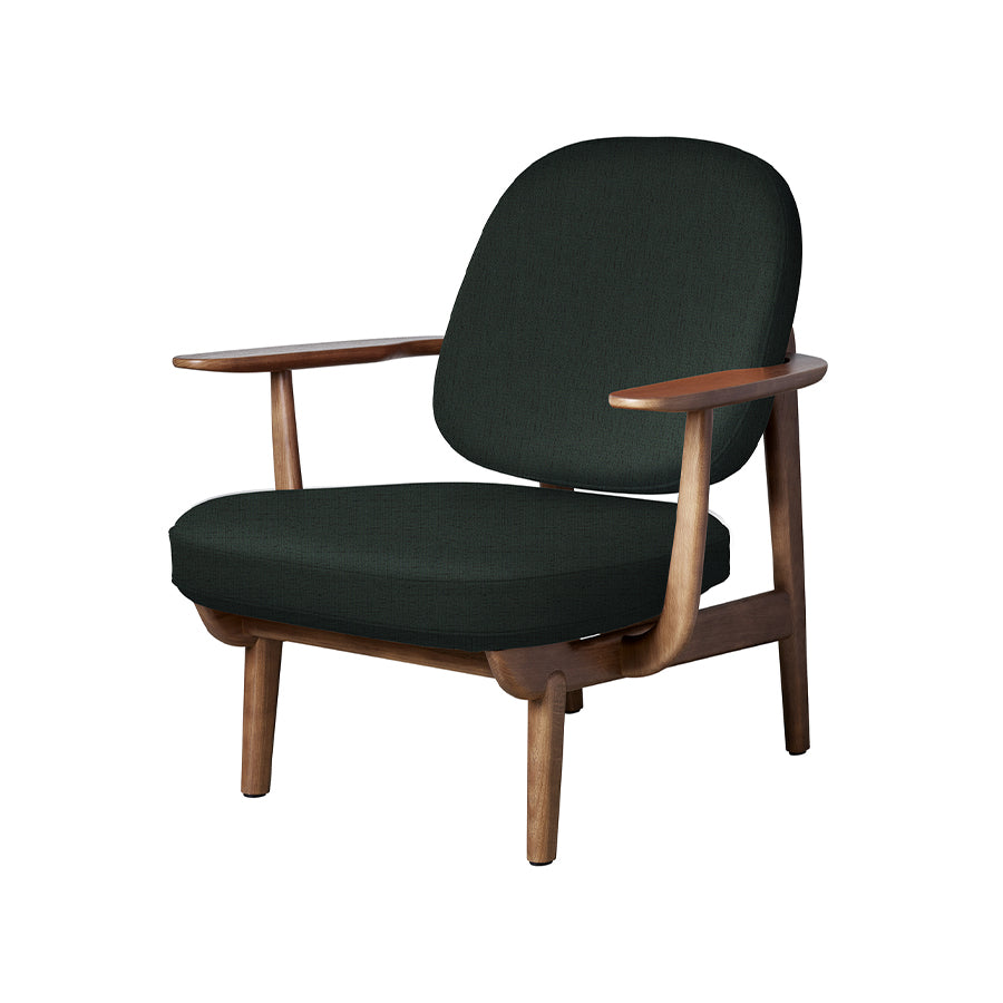 Fred Armchair In Chrisitianshavn 1161 Dark Green