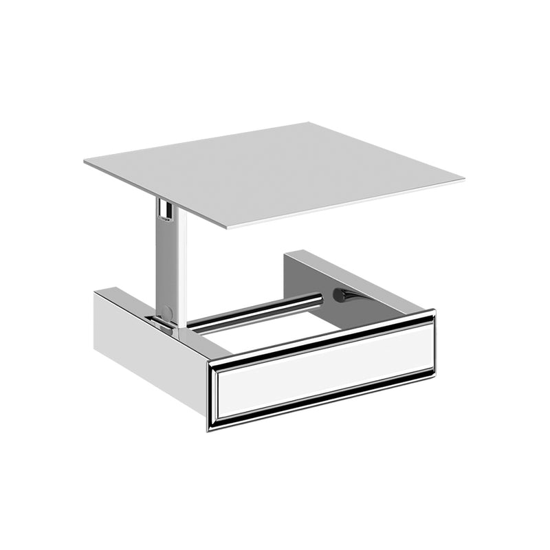 Eleganza paper holder with cover 46449.087
