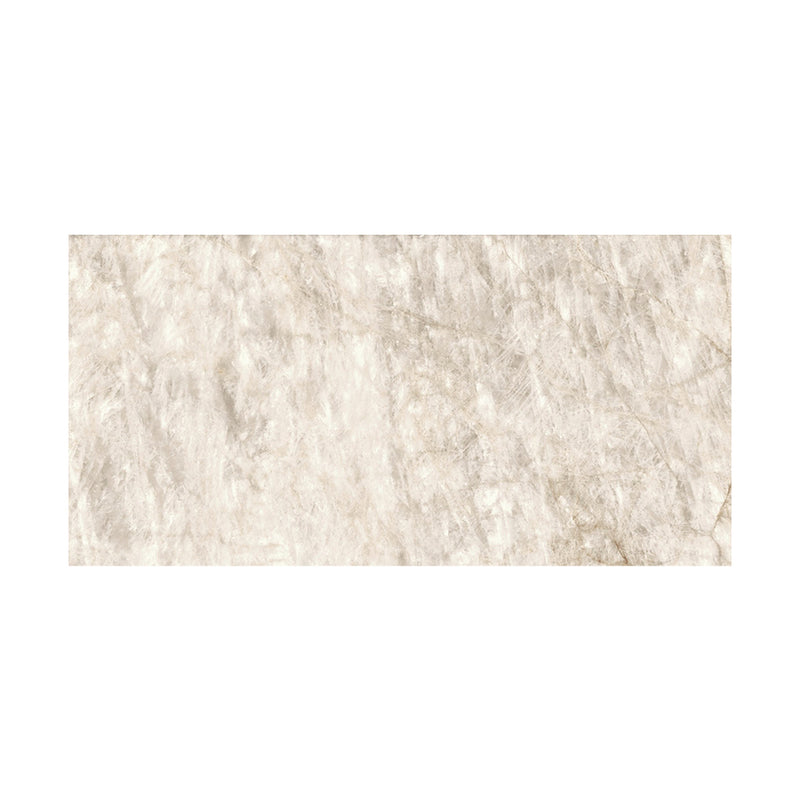 Italian Fiandre porcelain tile Series : Marble Lab Model : Quarzo Greige (AL196x864) Size : 1200x600x8mm Surface : Polished
