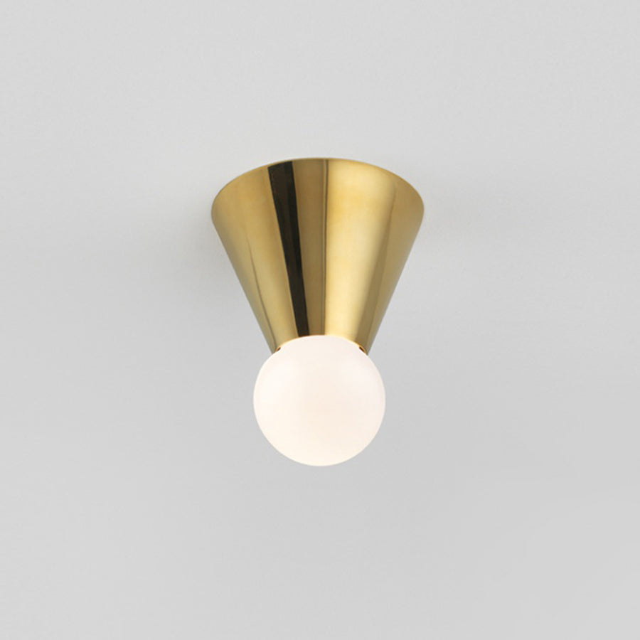 Cone Light Ceiling & Wall Lamps