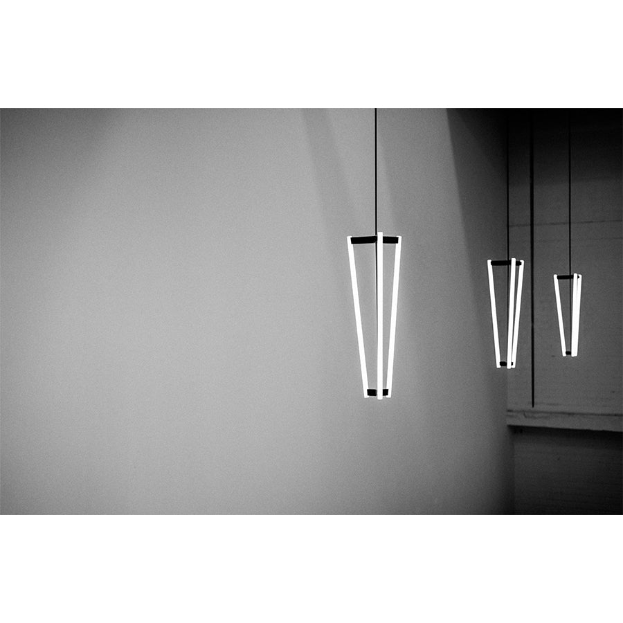 Tube Chandelier Pendant Lamps