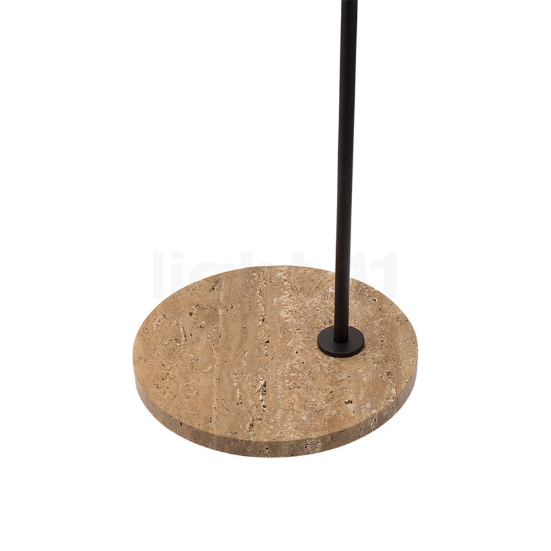 Captain Flint Outdoor Floor Lamps in Brushed Deep Brown