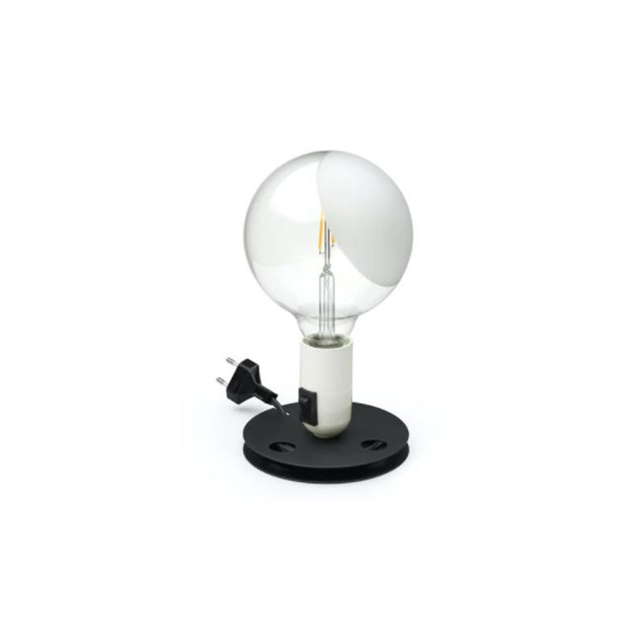 Lampadina Table Lamp in White