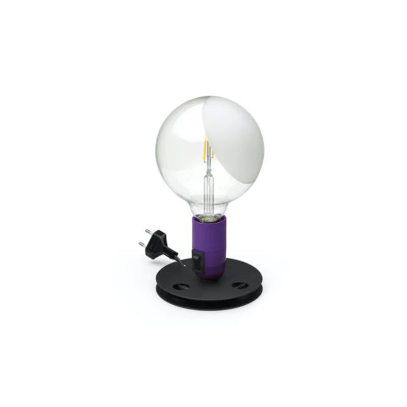 Lampadina Table Lamp in Violet (Online Exclusive)