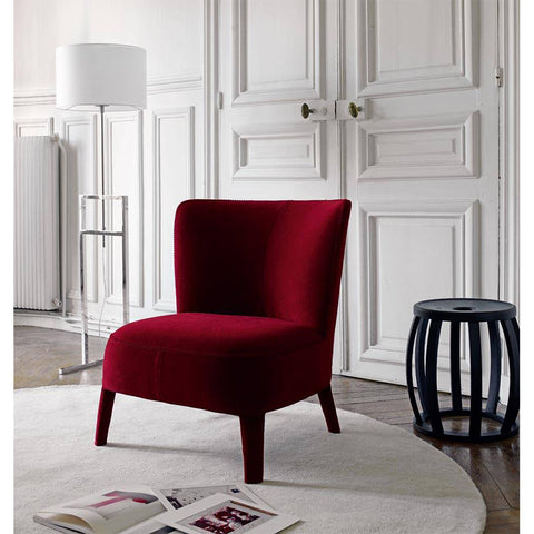 Febo 2801T Armchair in Lou 102 2801T